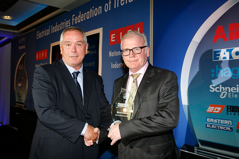Mark Keogh and Mick Slein | EIFI
